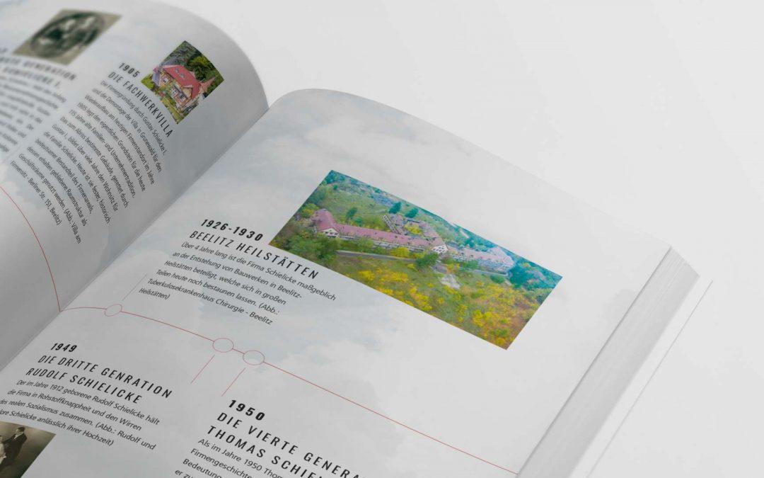 Schielicke Bau 115 Jahre Magazin