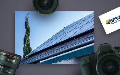 Ensovolt – Watt vom Dach