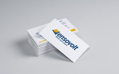 Ensovolt – Corporate Design